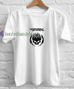 The Offspring Logo t shirt