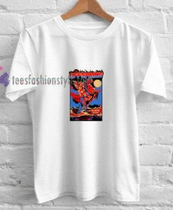 The Offspring Mexico t shirt