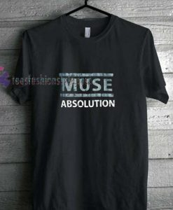 Absolution Font T Shirt
