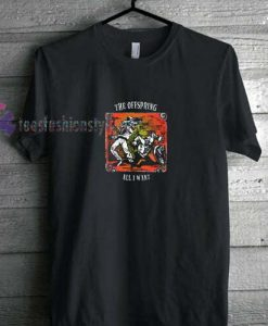 The Offspring All t shirt