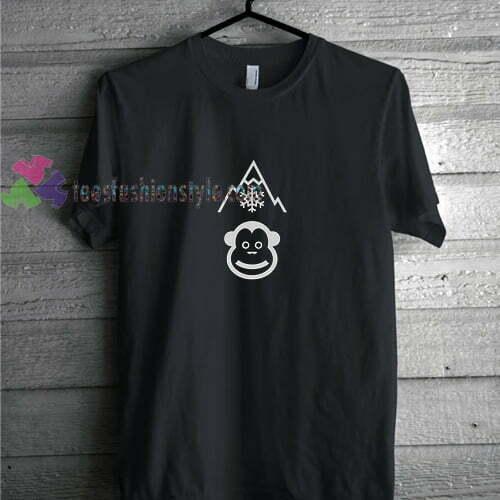 Arctic Minimalist t shirt