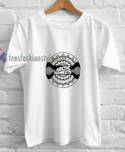 Arctic Monkeys Art t shirt