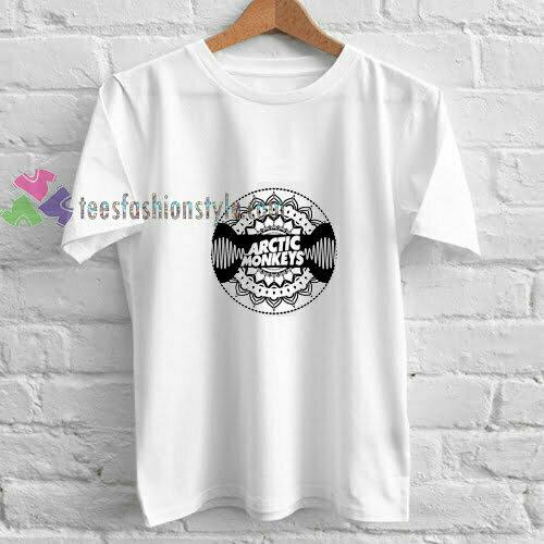 Arctic Monkeys Art t shirt