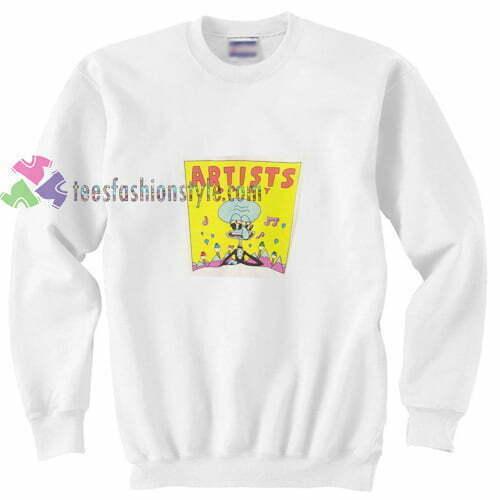 Artis Squidward t Sweatshirt