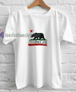 California Love t shirt