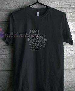 Crumble t shirt