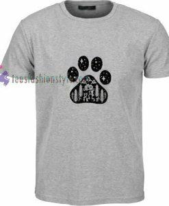 Dog Legs Star t shirt