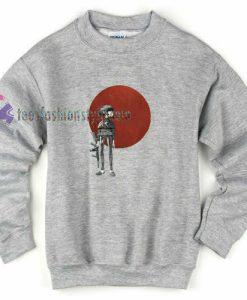 Gorillaz Japan Sweatshirt
