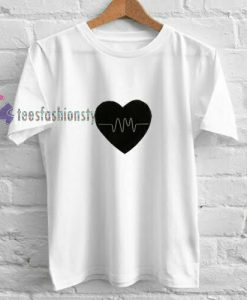 Arctic Monkeys Heart t shirt