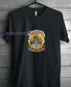 The Offspring Rose t shirt