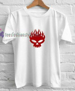The Offspring Fire t shirt