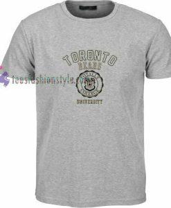 Toronto t shirt