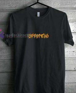 The Offspring Yellow t shirt