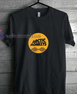 Yellow Logo Arctic t shirt
