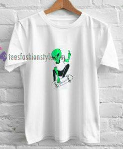 Earth Sux Alien t shirt