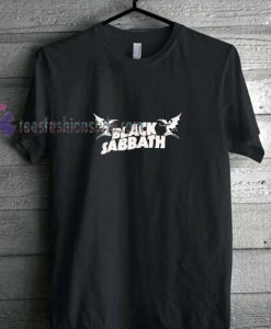 Angel Black Sabbath t shirt