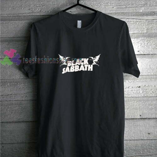 Angel Black Sabbath t shirt