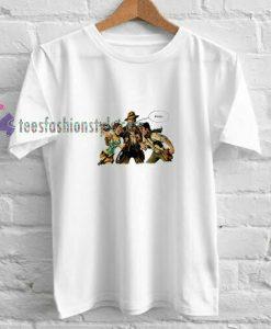 Tomb Raider Kids t shirt