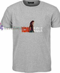Tomb Raider Woman t shirt
