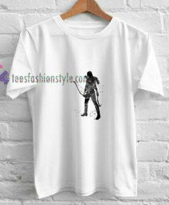 Tomb Raider Arrow t shirt