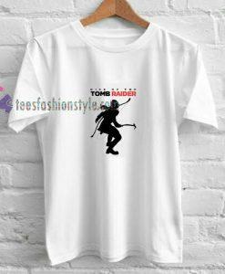 Tomb Raider Rise t shirt