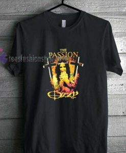 The Passion Ozzy t shirt
