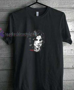 Tomb Raider Black t shirt