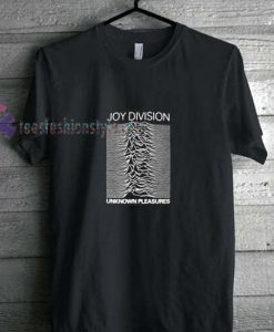 Unknown Pleasure t shirt