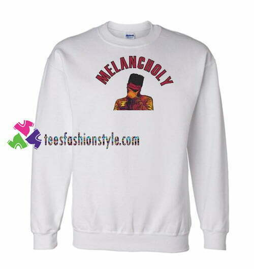 The Weeknd My Dear Melancholy Sweatshirt
