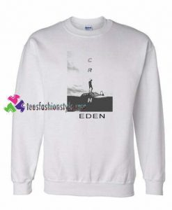 crash by EDEN, Vertigo Album by EDEN Sweatshirt