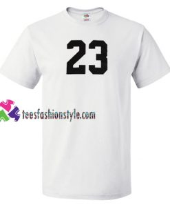 23 Jordan T Shirt gift tees unisex adult cool tee shirts