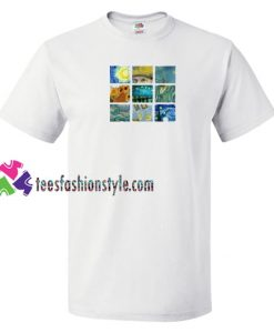 ART T Shirt gift tees unisex adult cool tee shirts