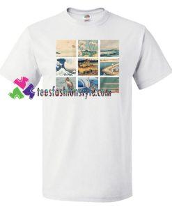 Art Grid T Shirt gift tees unisex adult cool tee shirts