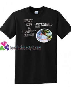 Astroworld travis scott T Shirt gift tees unisex adult cool tee shirts