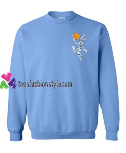 Bugs Space Jam Sweatshirt Gift sweater adult unisex cool tee shirts