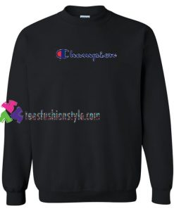 Champion Sweatshirt Gift sweater adult unisex cool tee shirts