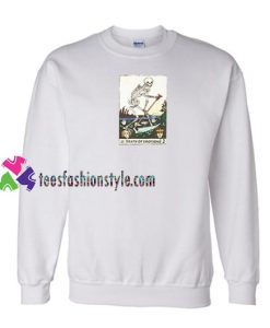 Death Of Emotions Sweatshirt Gift sweater adult unisex cool tee shirts