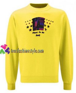 Fitness For The Body Vintage Sweatshirt Gift sweater adult unisex cool tee shirts