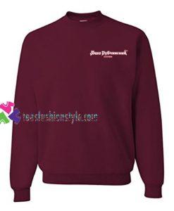 Gosha Rubchinskiy Sweatshirt Gift sweater adult unisex cool tee shirts