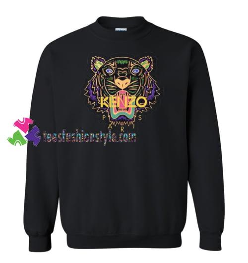 Tiger Paris Sweatshirt Gift sweater adult unisex cool tee shirts