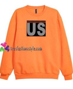 US Logo Sweatshirt Gift sweater adult unisex cool tee shirts