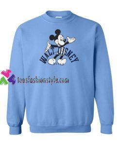 Walt Disney World Mickey Vintage Sweatshirt Gift sweater adult unisex cool tee shirts