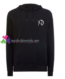 X Love O Logo Hoodie gift cool tee shirts cool tee shirts for guys