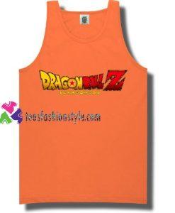 Dragon Ball Z Crop Top gift tanktop shirt unisex custom clothing Size S-3XL