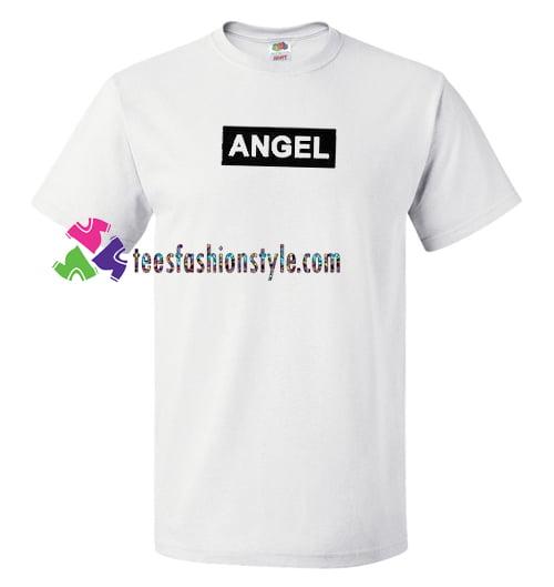 ANGEL T Shirt gift tees unisex adult cool tee shirts