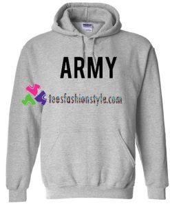 Army Hoodie gift cool tee shirts cool tee shirts for guys