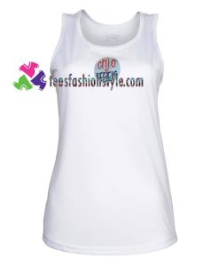 Chio Rebels Tank Top gift tanktop shirt unisex custom clothing Size S-3XL