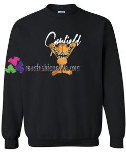 Garfield Sweatshirt Gift sweater adult unisex cool tee shirts