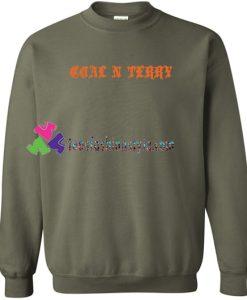 Goal N Terry Sweatshirt Gift sweater adult unisex cool tee shirts
