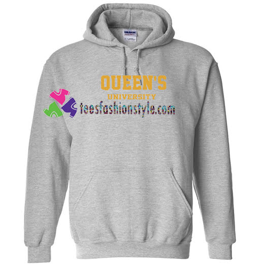 Queen University Hoodie gift cool tee shirts cool tee shirts for guys